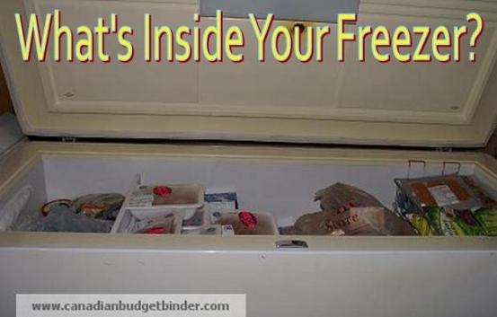 What's Inside Your Freezer
