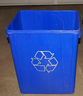 Are Blue Recycle Bags Costing You More In The Budget Than
