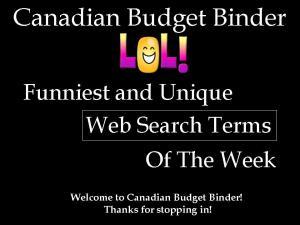 web search terms