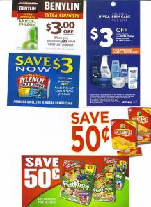 Canadian Coupons 2012 October
