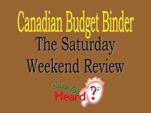 Saturday Week In Review Mr.CBB
