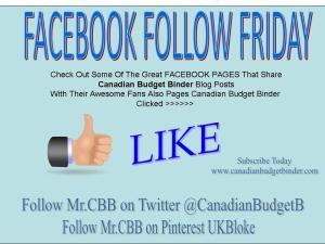 Facebook Follow Friday