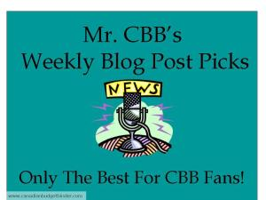 Mr.CBB's Weekly Blog Post Picks
