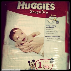 Huggies Diapers Size 1