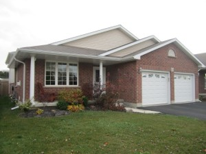 House double garage ontario