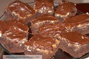 Mr.CBB's Fudgy Brownies with Walnuts