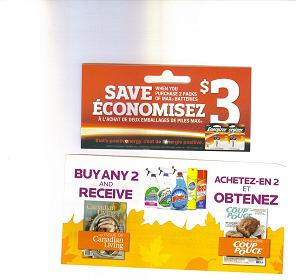 Canadian Tire Coupons November