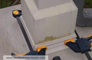 Porch Column repair