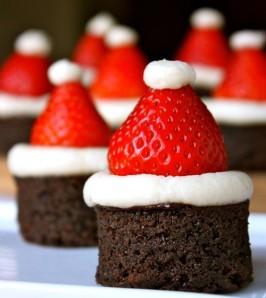 Holiday Baking Cupcakes