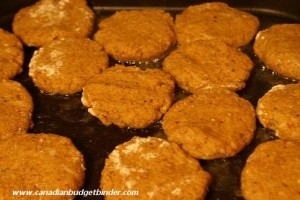 Fry Fish Cakes in Coconut Oil