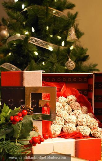 Mr.CBB's Festive Coconut Balls