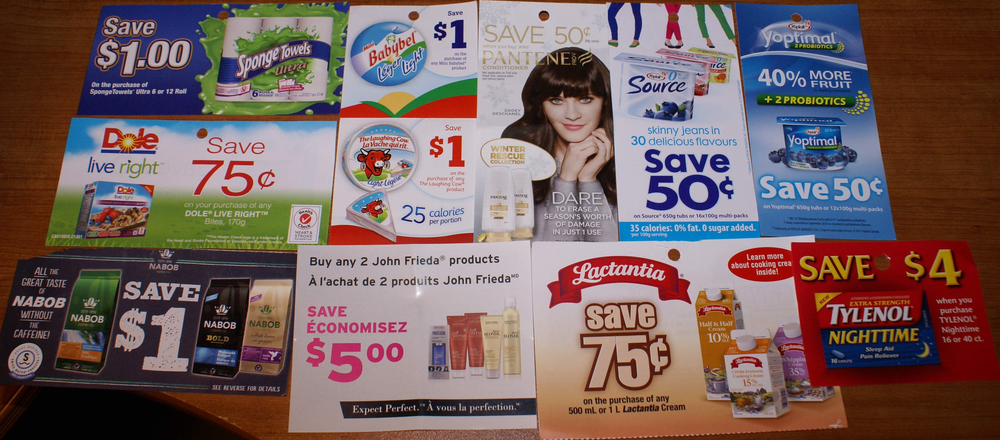 Canadian Coupons 2013