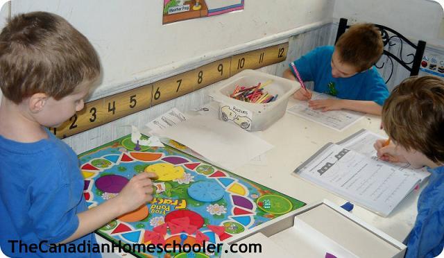 Homeschooling Canada