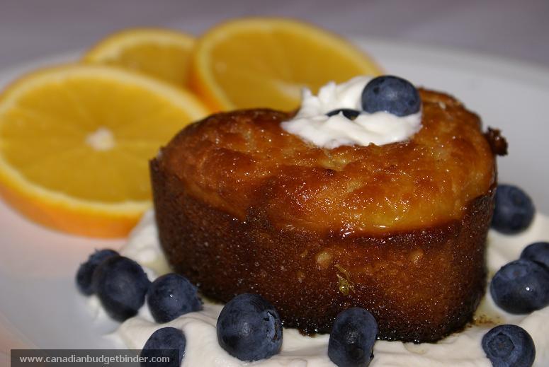 Mr.CBB's Valentine's Orange Ricotta Pound Cake