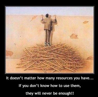 resources like-minded people
