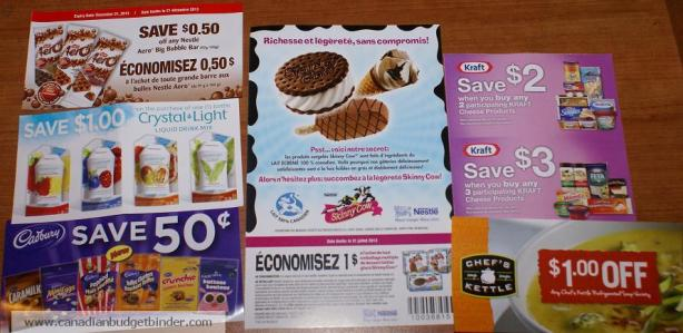 Grocery Game Coupons #12 March 2013
