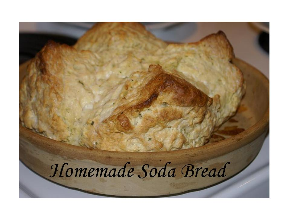 Homemade Soda Bread