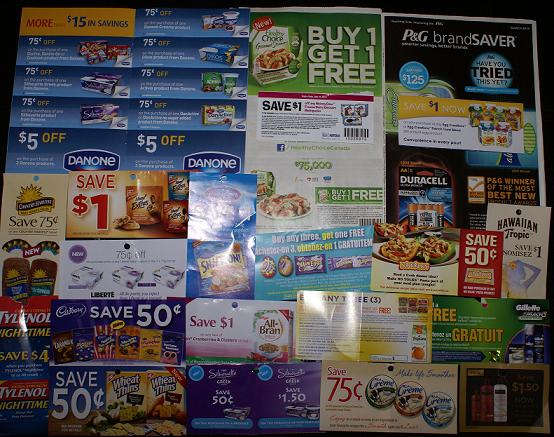 Grocery Game April Canadian Coupons 2013