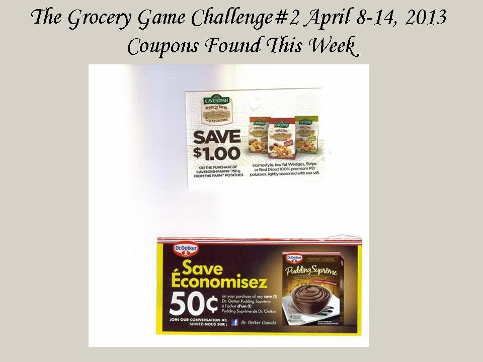 Coupons Found This Week April 2013