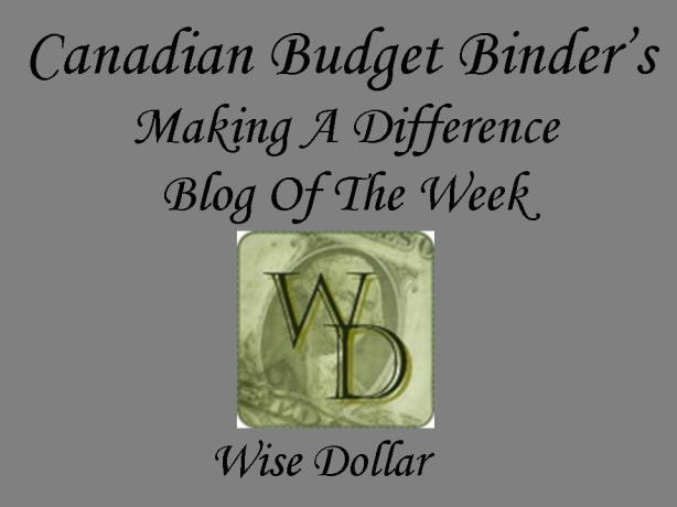 Making A Difference Wise Dollar