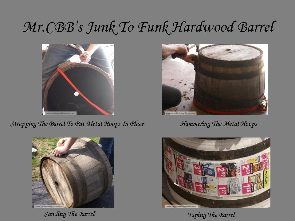 Mr.CBB's Junk to Funk Barrel
