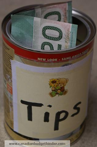 Tipping Out Tips