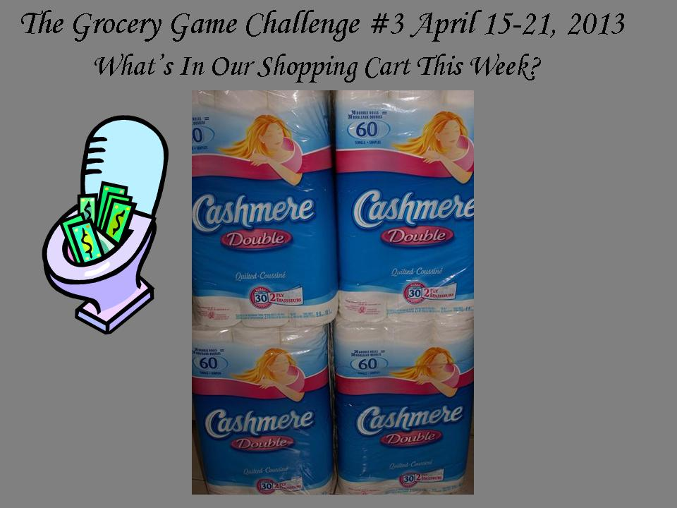 The Grocery Game Toilet Paper