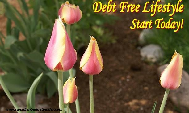 Debt Free Lifestyle Start Today wm
