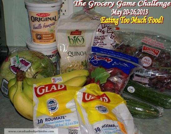 Eating Too Much Food Grocery Game