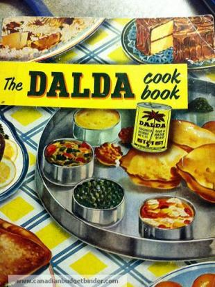 The Dalda Cookbook