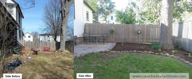 frugal-landscaping-side-yard-before-and-after-wm