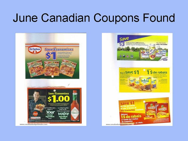 June-Canadian-Coupons-Found