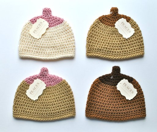 breastfeeding beanies