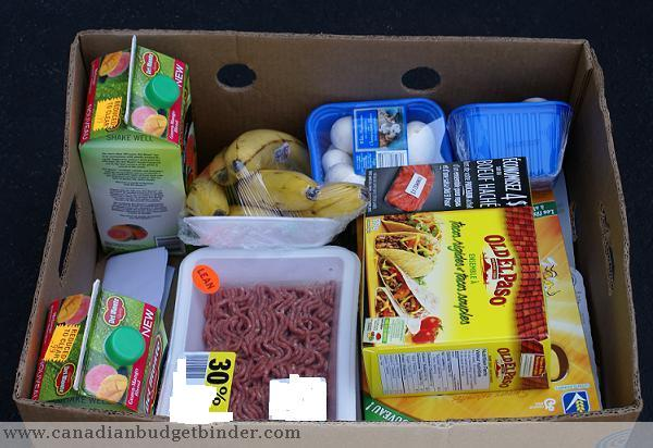 The Grocery Game Challenge July 15 21 2013 3 Packing