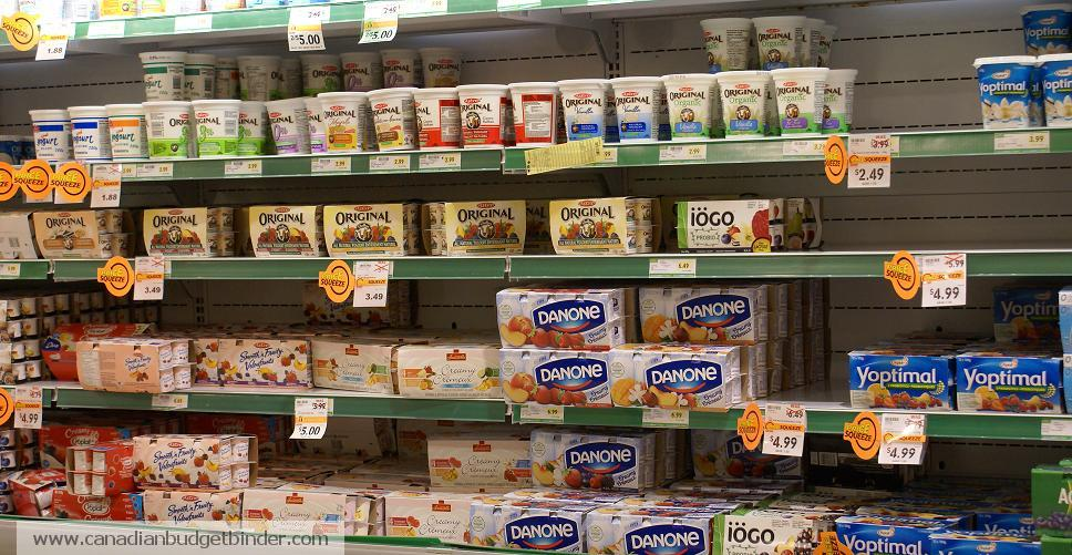yogurt-display-grocery-store