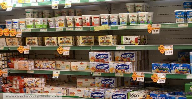 yogurt-display-grocery-store